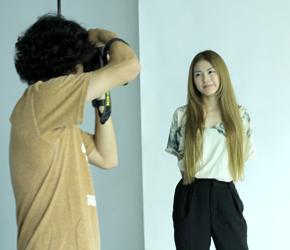 福岡 モデル 撮影